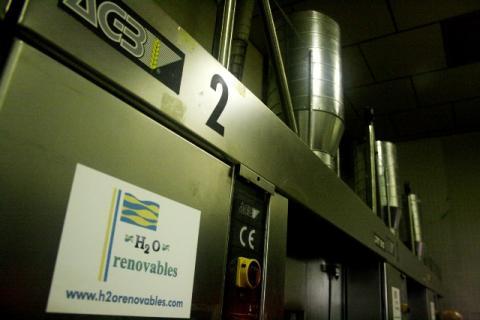 Hornos de Biomasa